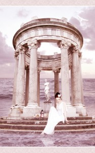 Aphrodite (Venus) Greek Goddess - Art Picture by crashdowngrrl