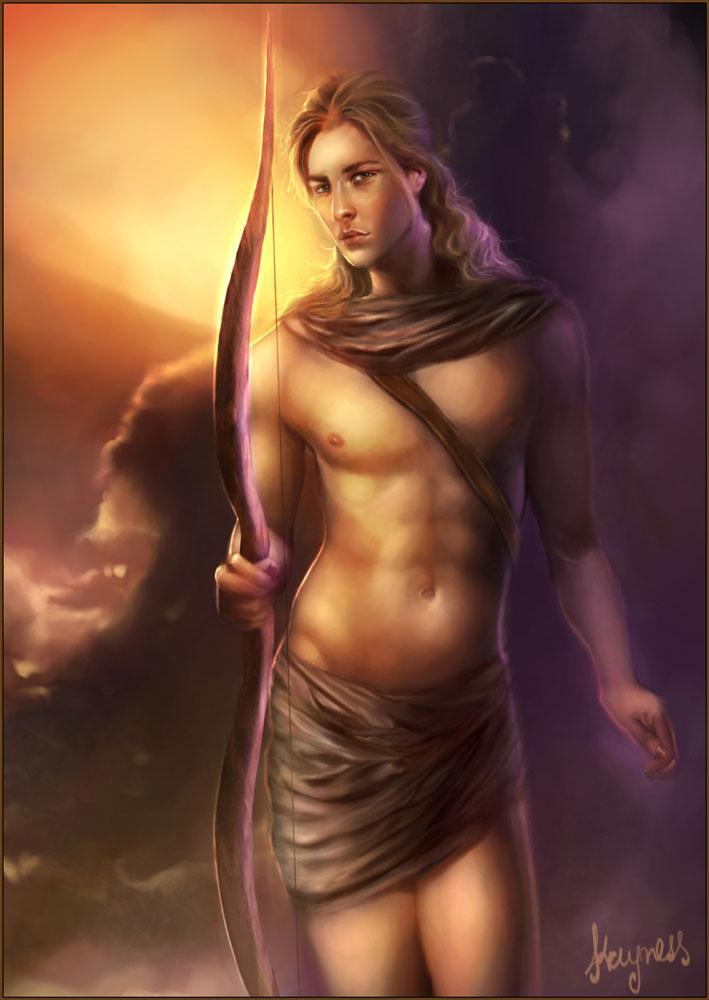 New pictures of greek mythology apollo