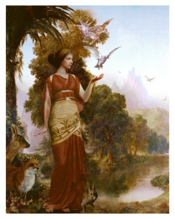 demeter goddess of agriculture Demeter was the greek goddess of grain, the harvest, and possibly the grape  and hence wine hades, god of the underworld, abducted her daughter.