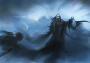 Hades (Pluto) Greek God - Art Picture by ijur