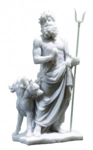 Hades (Pluto) Greek God - Statue