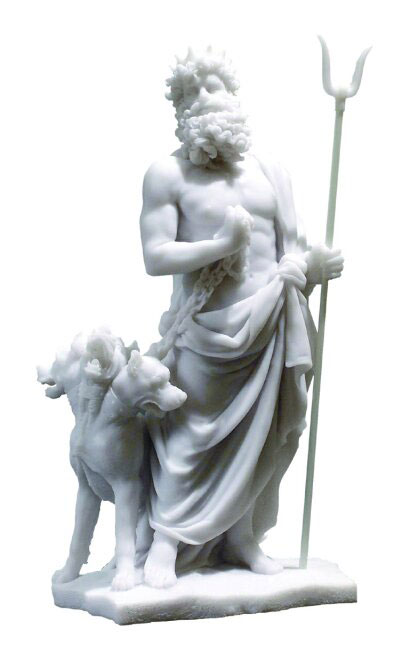 hades pluto greek god of underworld greek gods and