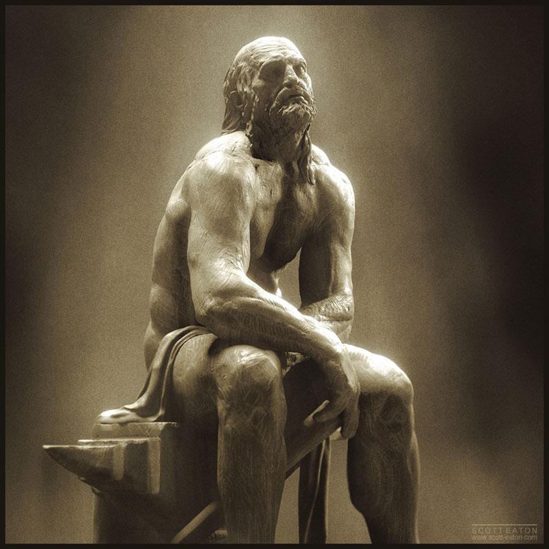 Greek Statues Of Men