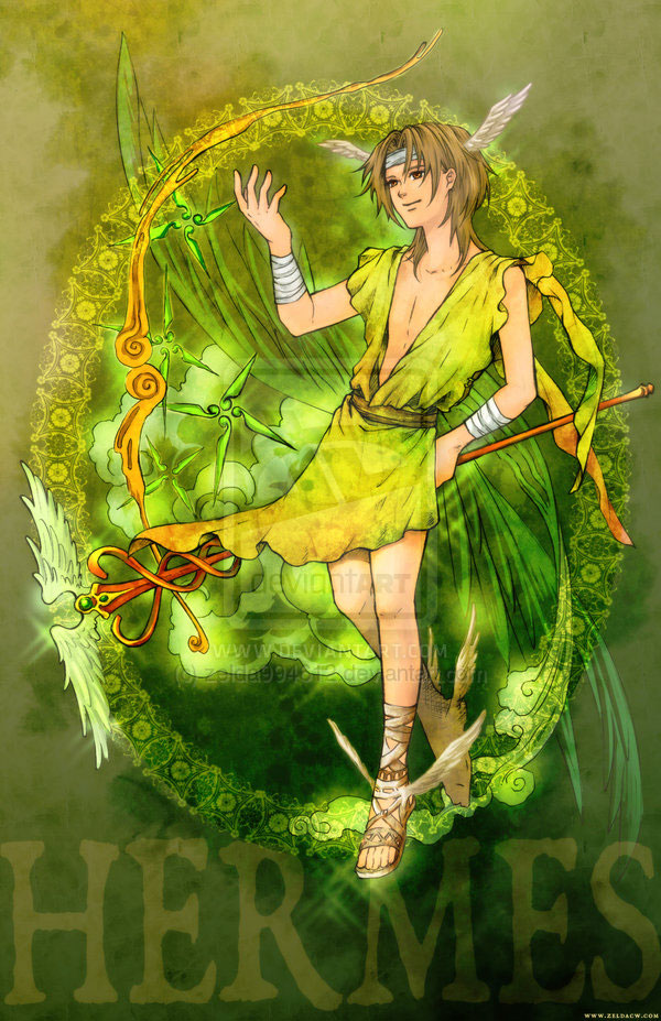 Hermes (Mercury) - Greek God of Transitions and Boundaries ...