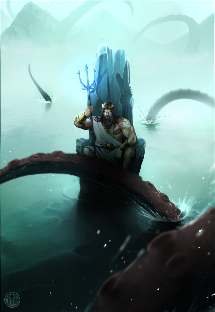 poseidon the god of - photo #21