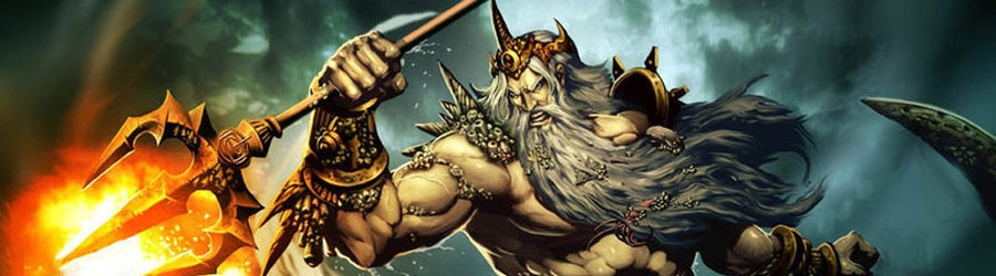 Poseidon (Neptune) – Greek God of the Sea