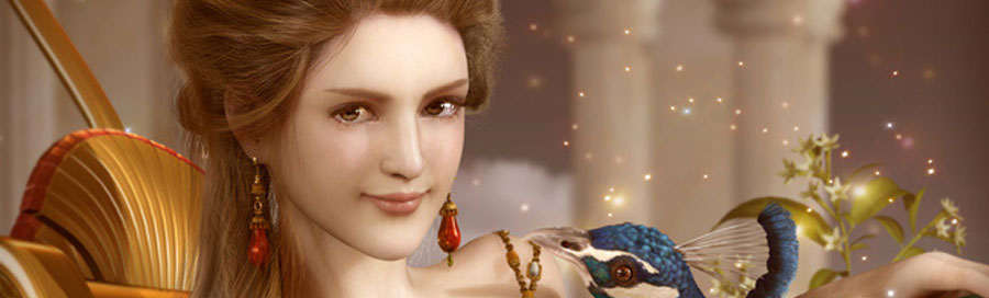 Hera (Juno) - Greek Goddess - Queen of the Gods. Hera was the wife of Zeus with whom she acquired Ares (Roman equivalent of Mars), Hebe and Ilithyia.